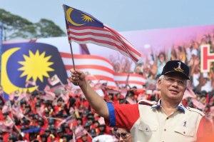Najib and Merdeka