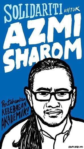 Azmi Sharom Hartal