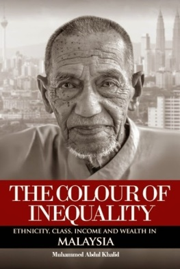 Image result for Khalid on Inequality