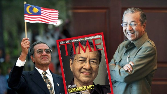 Image result for Mahathir screwed academic freedom
