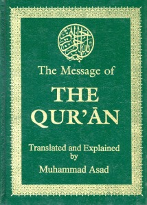 Asad The Message of the Quran