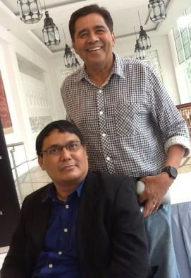 Image result for Farouk Musa and Din Merican