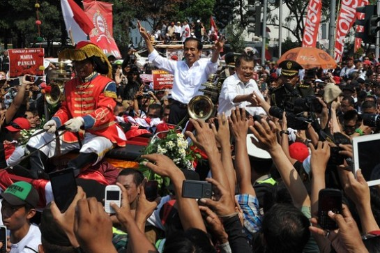 Jokowi and Kalla