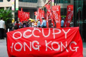 Occupy Central Hongkong