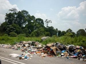 Rubbish in Selangor