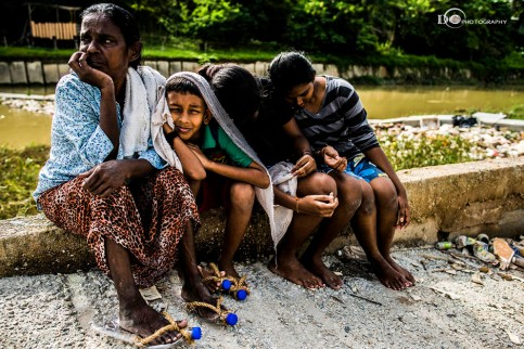 Image result for The poor in kuala lumpur