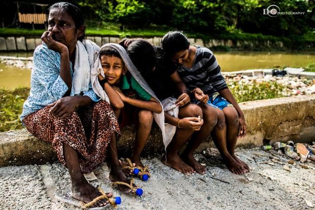 Image result for The Poor Indians in Kuala Lumpur