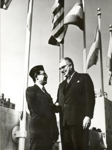 Tun Dr.Ismail at the UN