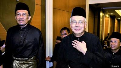 Anwar and Najib