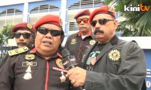 Malay Ngo President--Mr Kulup