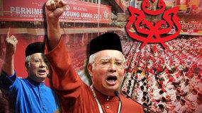 Najib shouts Solidarity