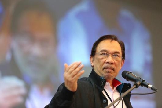 Image result for Sadly missed Anwar Ibrahim