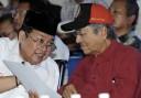 Ibrahim-ali and Mahathir