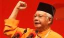 Najib Razak at 2014 UMNO GA