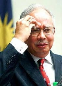 Puzzled Najib