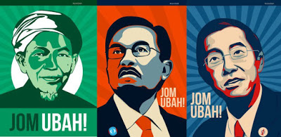 Image result for pakatan rakyat 2008