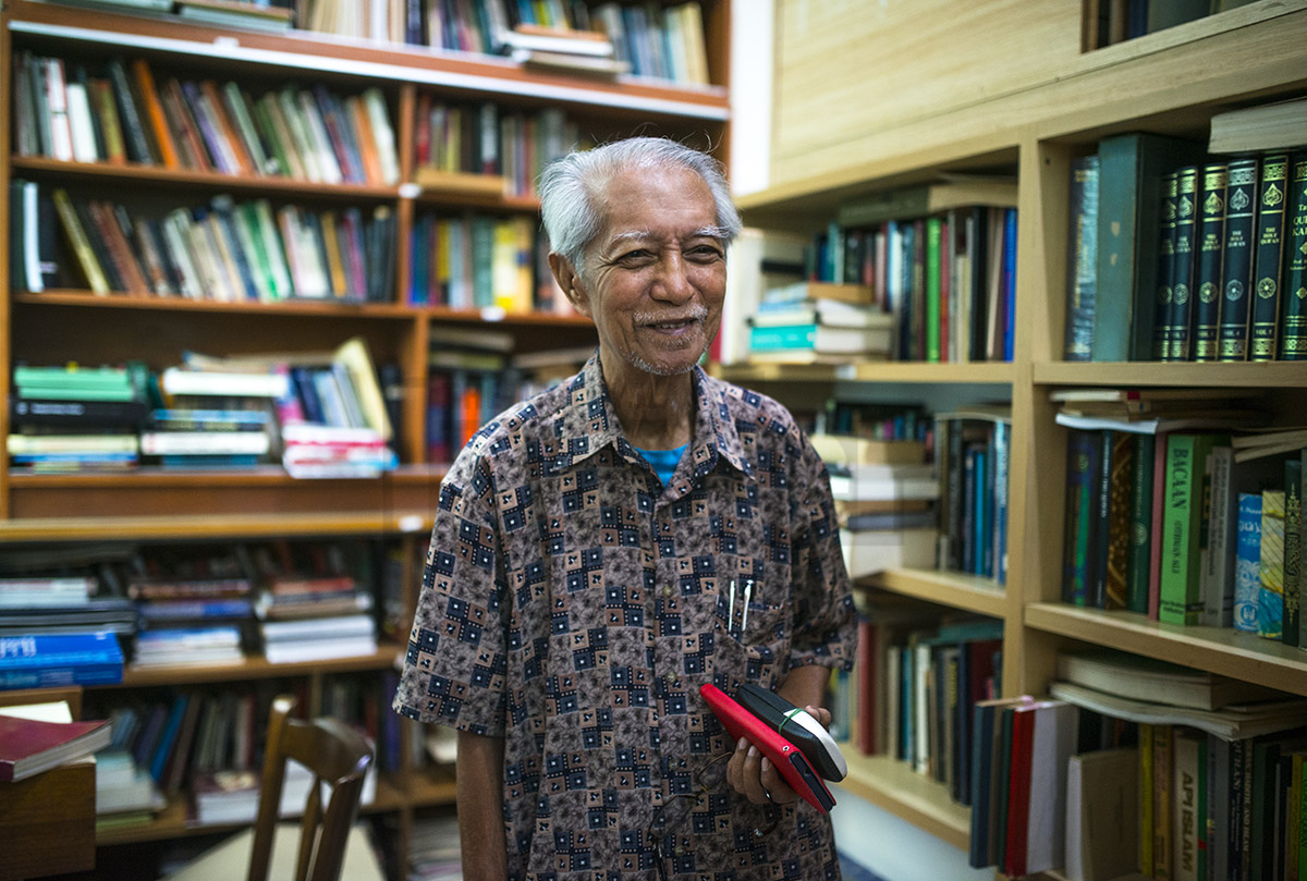 kassim ahmad thinker teacher socialist and Critical thinkers for islamic reform: a collection of articles from contemporary thinkers on islam.