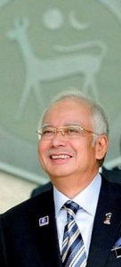 Najib and the Kijang