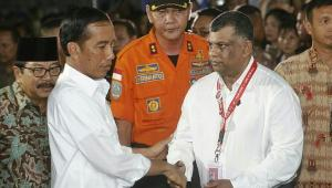 Tony and Jokowi