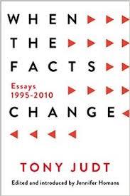 Tony Judt's Essays