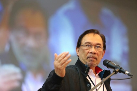 Image result for anwar ibrahim malaysia's prisoner of conscience