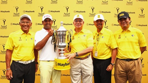 Maybank Open Golf 2015