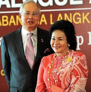 Najib and Rosmah