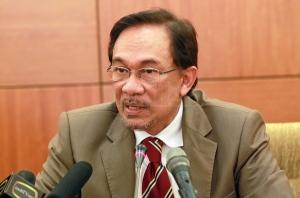 Anwar Ibrahim Ops Leader