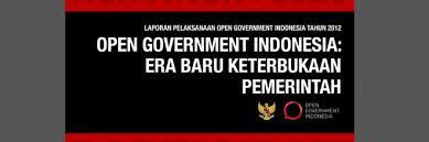 Indonesia's Open Government Partnership