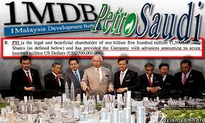 Petro Saudi and 1MDB