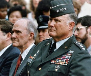 Scowcroft and His General