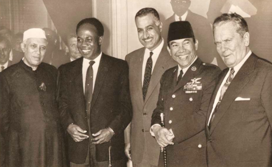 Leaders at Bandung 1955
