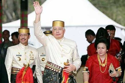Image result for Najib the Bugis Warrior