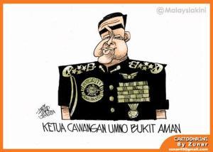 Zunar on Khalid Ashburn