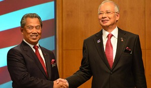 najib and his deputy