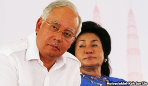 Najib and the Devil Woman