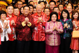 Najib with MCA Leaders