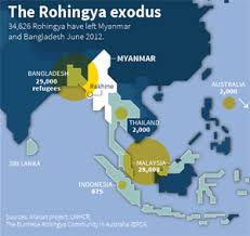 The Rohingya Exodus