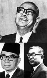 Tunku, Razak, Ismail