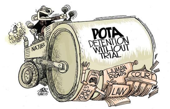 Zunar in POTA