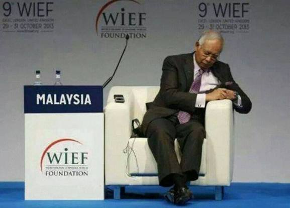 Image result for The Malay Community is weak and corrupt