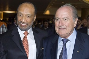 Bin Mohamad and Blatter