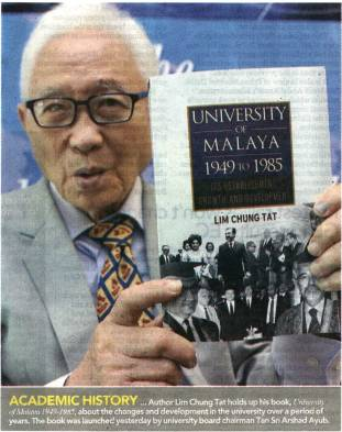 Image result for University of Malaya in 1960