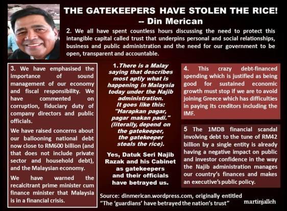 Image result for Corrupt UMNO