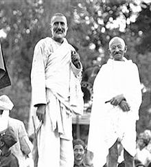 Gandhi and ghaffar_Khan