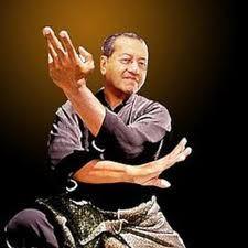 laksamana-melayu Mahathir