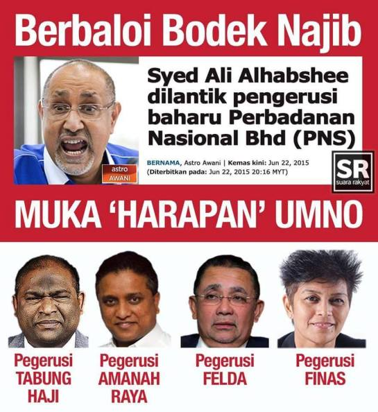 Image result for The Corrupt UMNO Leaders