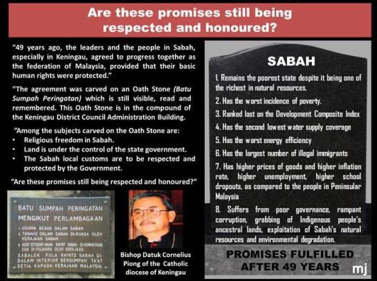 The Sabah Deal