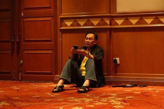 Image result for Anwar Ibrahim in 2007