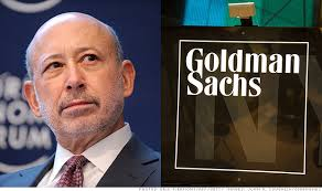 Goldman's current CEO, Lloyd Blankfein.